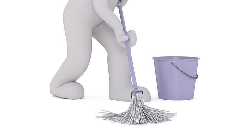 bicarbonato para limpiar suelos y pavimentos