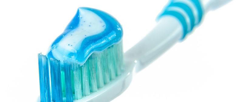 Pasta de dientes con bicarbonato