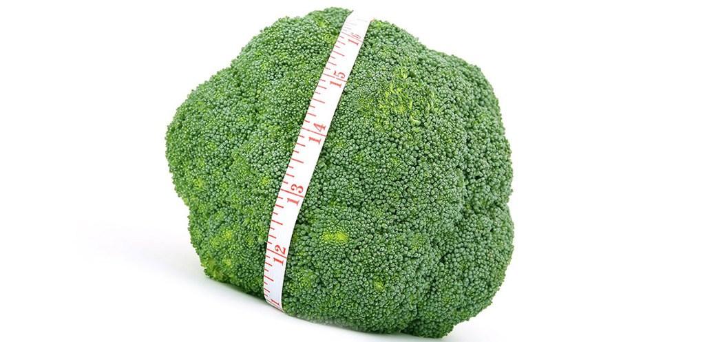 Brócoli ayuda a adelgazar