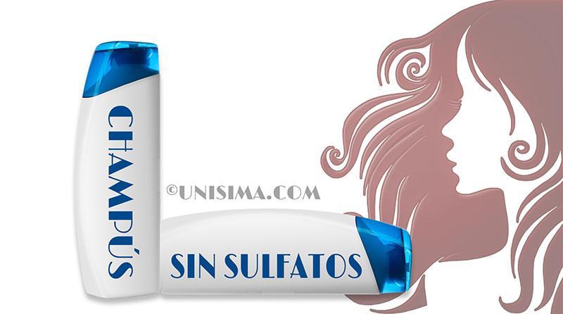 Champús sin sulfatos