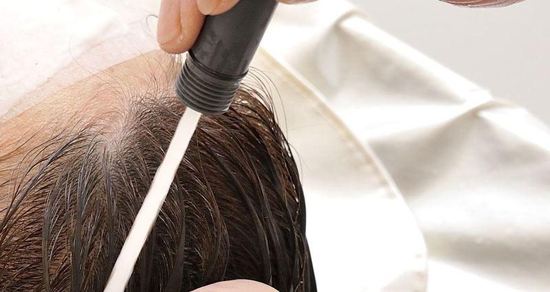 Aceite esencial de romero en el pelo
