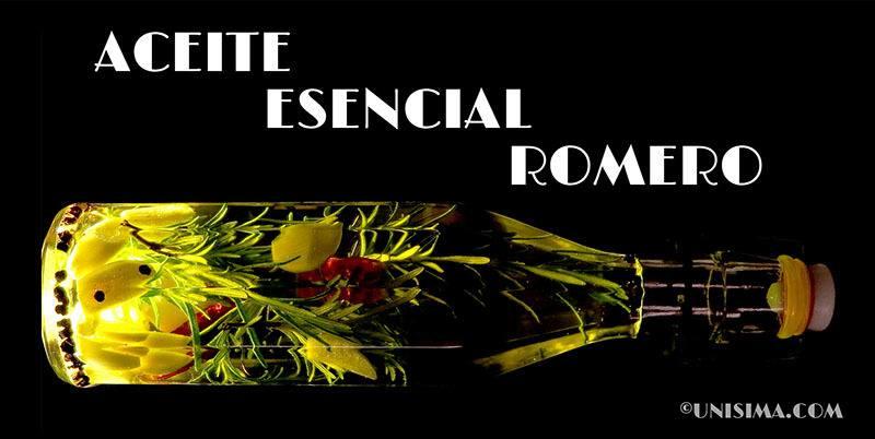 Aceite esencial de romero