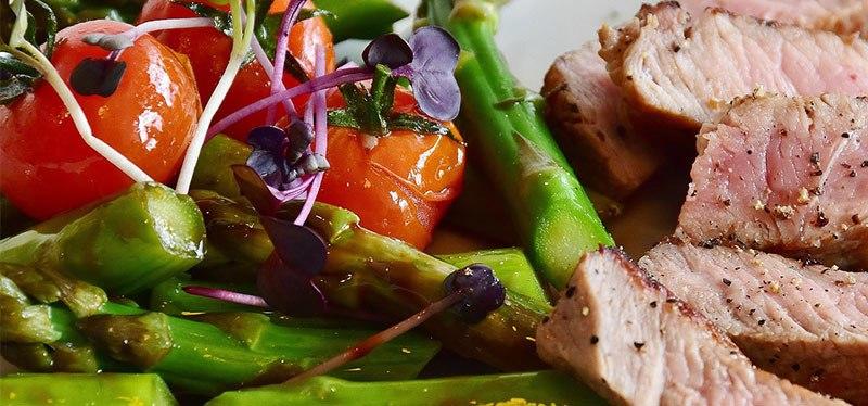 mejor dieta baja en carbohidratos con verduras