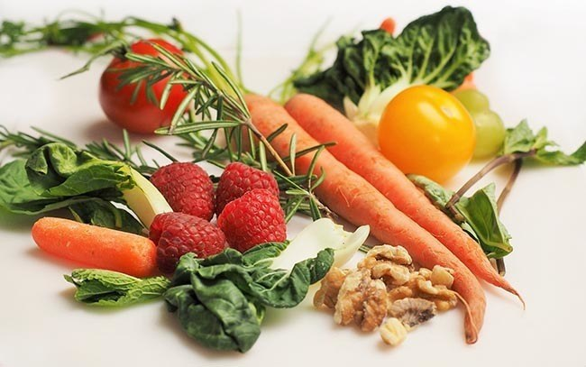 Comida sana dieta para ganar masa muscular