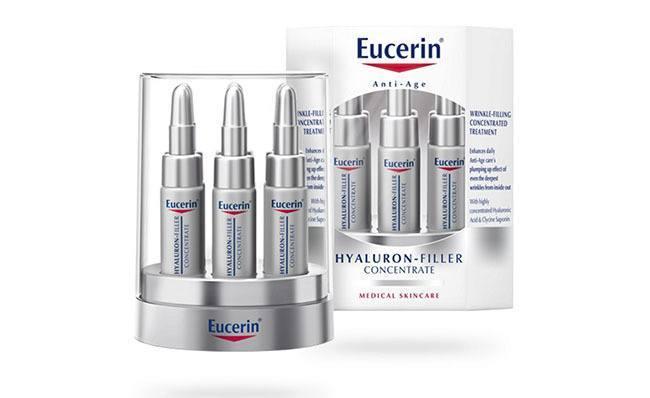 Hyaluron-Filler Concentrado de Eucerin