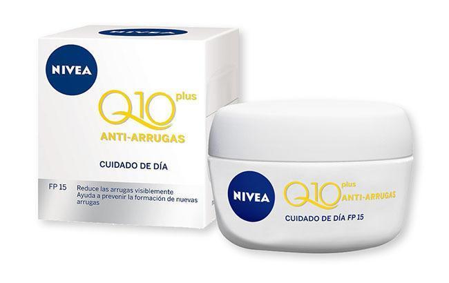 Crema Antiarrugas Q10 Plus de Nivea