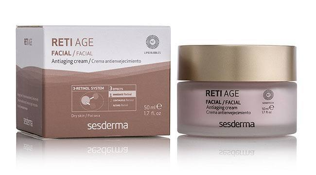 Reti Age Facial Antiaging Cream de Sesderma