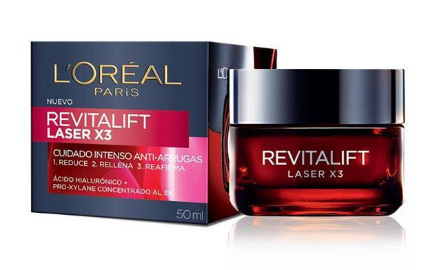 RevitaLift Laser X3 Crema de Día de L'Oreal