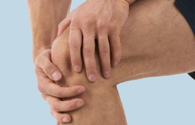 Tratamientos de ácido hialurónico en rodilla inflamada