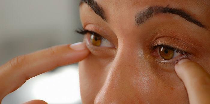 cuidar contorno de ojos: consejo piel perfecta