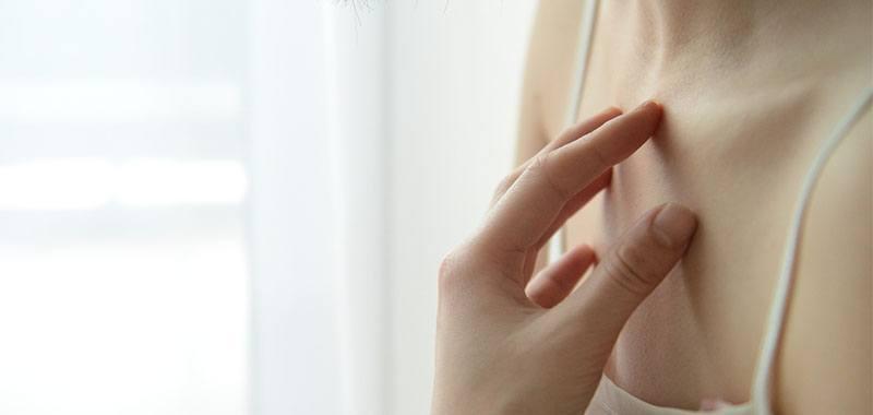 Cuidados de la piel después de limpieza facial