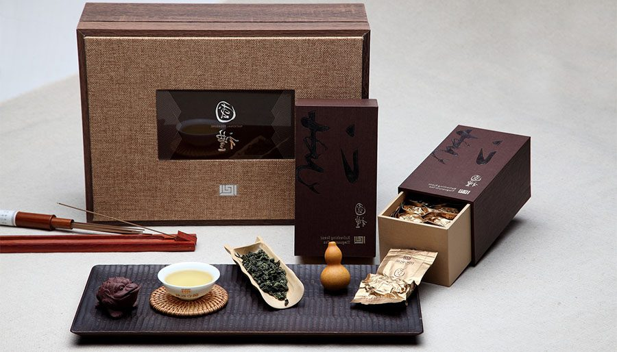 Kit Té Verde para ceremonia tradicional