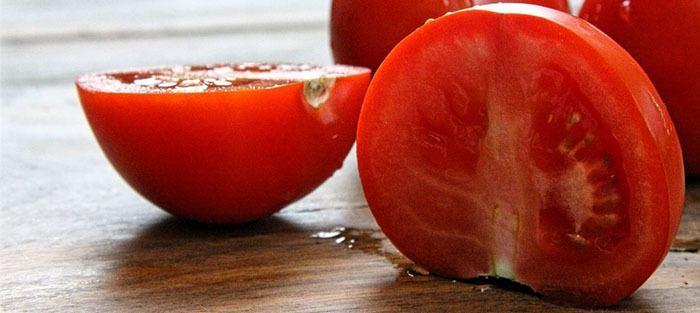 Tratamientos de manchas con tomate