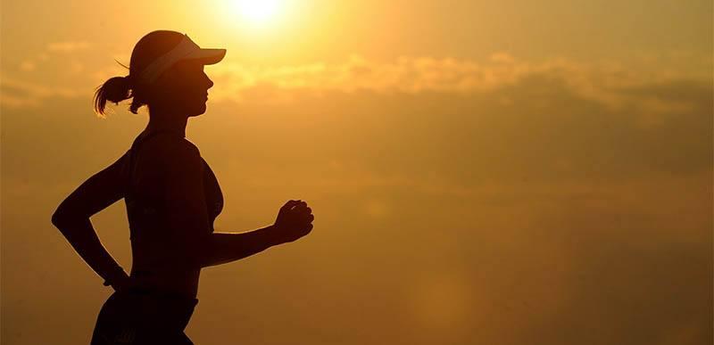 Correr como ejercicio físico