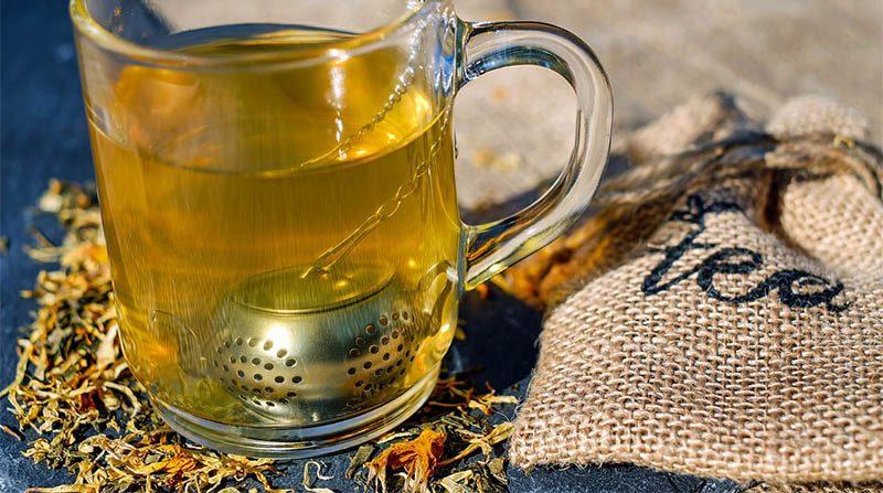 Beneficios del té en la salud