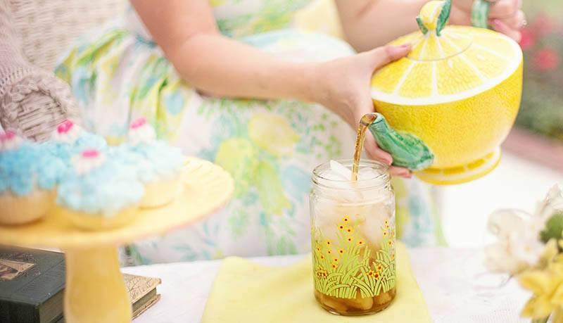 Cómo preparar té