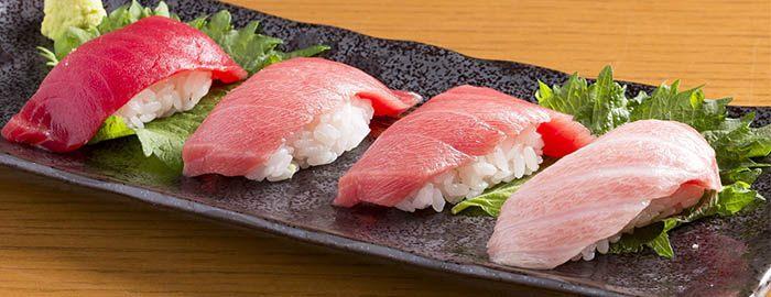 Alimentos con vitamina B12, pescado azul