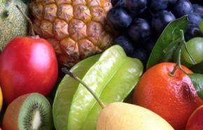 Ranking de los 50 alimentos con más Vitamina C