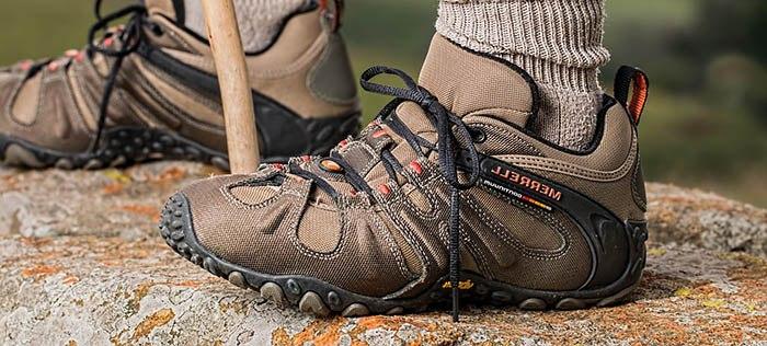 Zapatillas para caminar y hacer senderismo