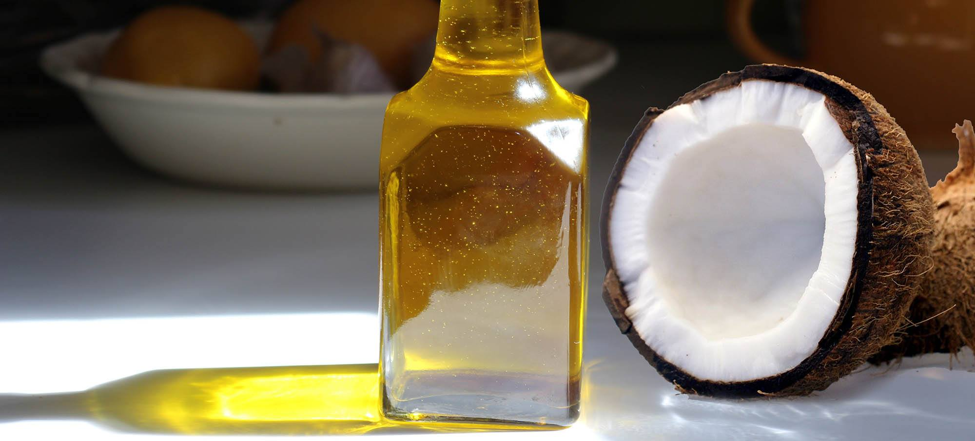 aceite de coco pregnancy que sirve tomarlo