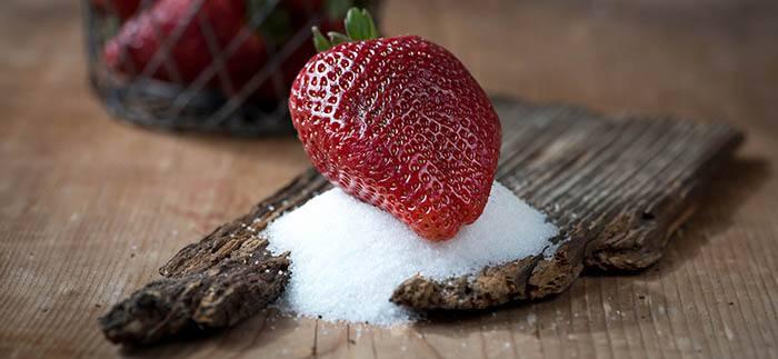 Fresa y minerales, aporte vitaminas