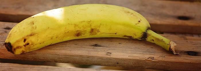 plátano es una fuente de vitaminas