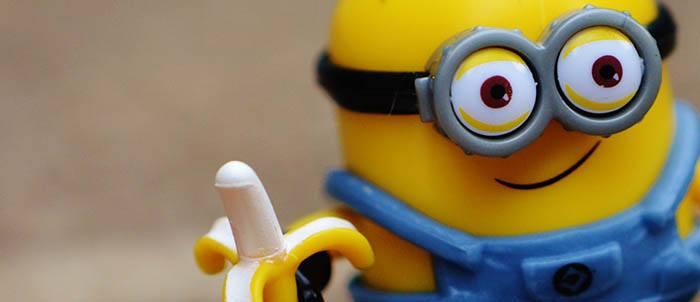 plátano mejora la salud ocular