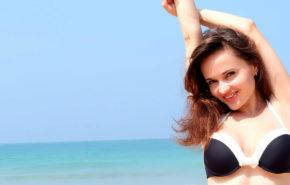 Protector solar para pieles grasas
