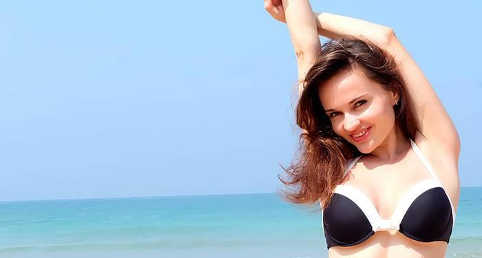 Protector solar pieles grasas