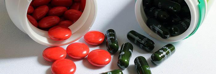 Suplementos de vitamina E
