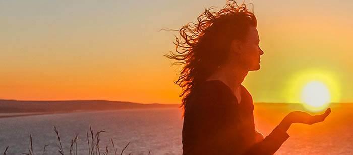 No tomar el sol produce carencia de vitamina D