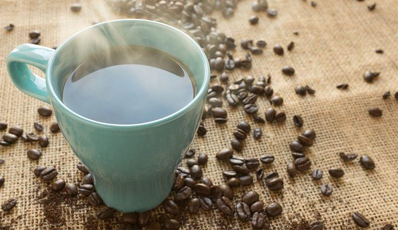 Cantidad de cafeína al día
