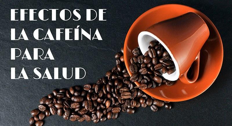 Efectos de la cafeína en el cuerpo en nuestra salud