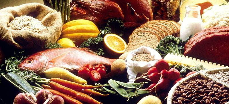 Fibromialgia: Dieta equilibrada