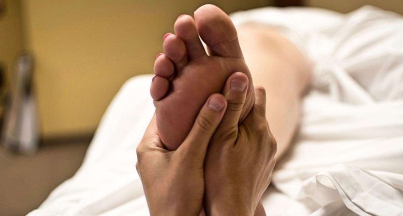 Inflamación en pies