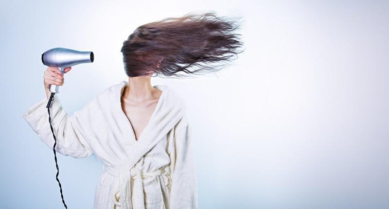 Opcional: secador de pelo