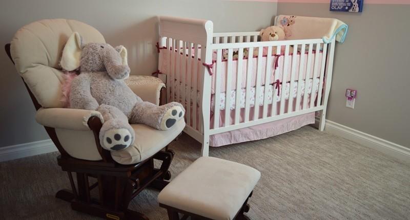 Decoración del cuarto del bebé
