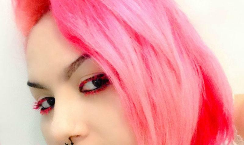 como tenir pelo de rosa