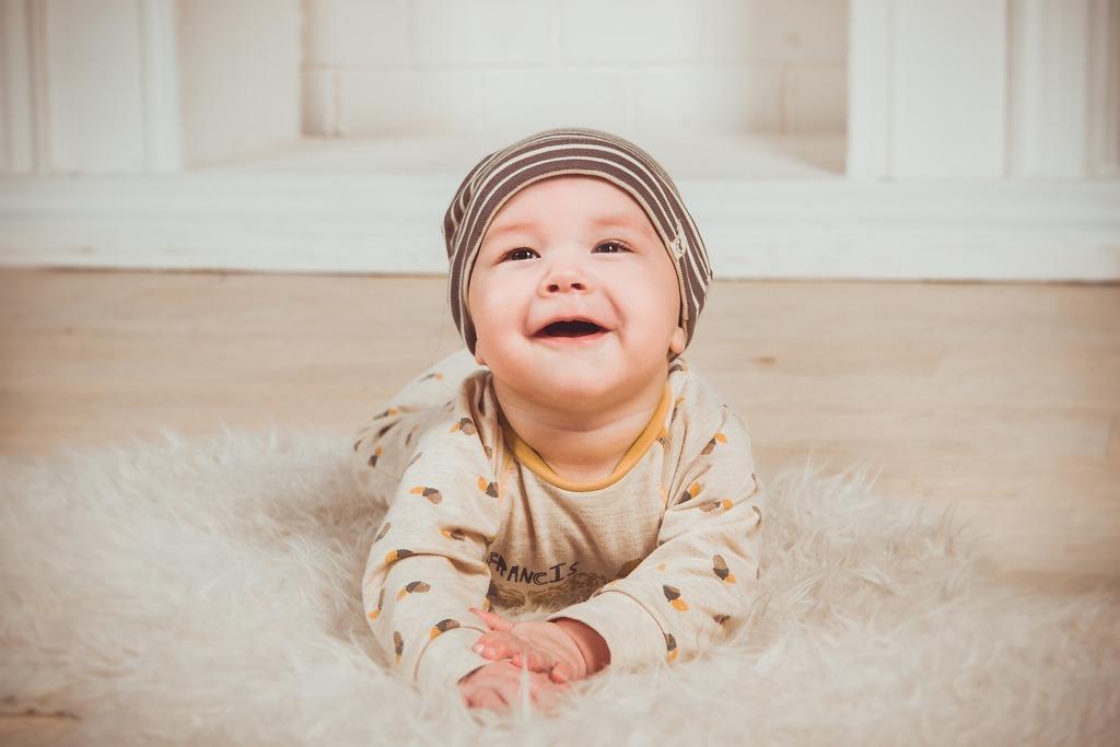 Bebé de seis meses con apnea tardía