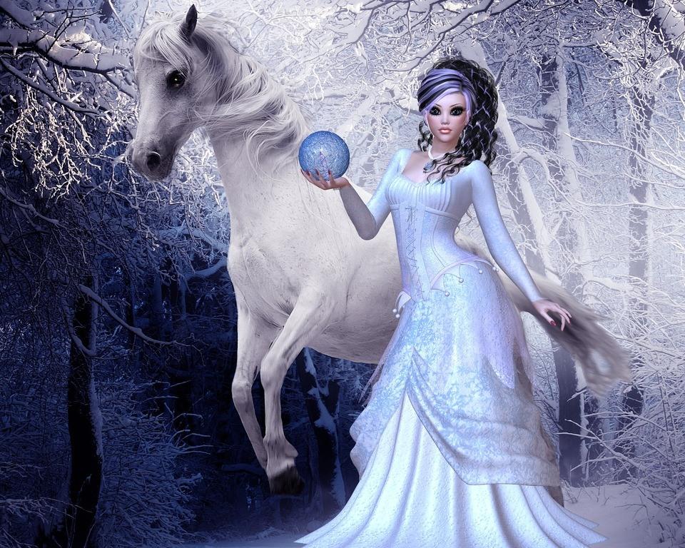 Inspiración para disfraz carnaval hada y unicornio