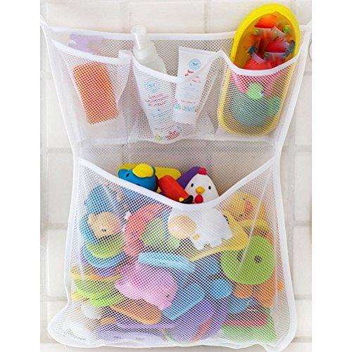 Mejores organizadores de juguetes - Guarda juguetes bano ...