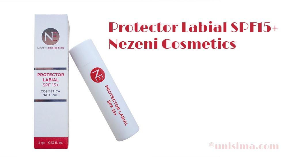 Nezeni Stick Labial con protección Solar SPF15