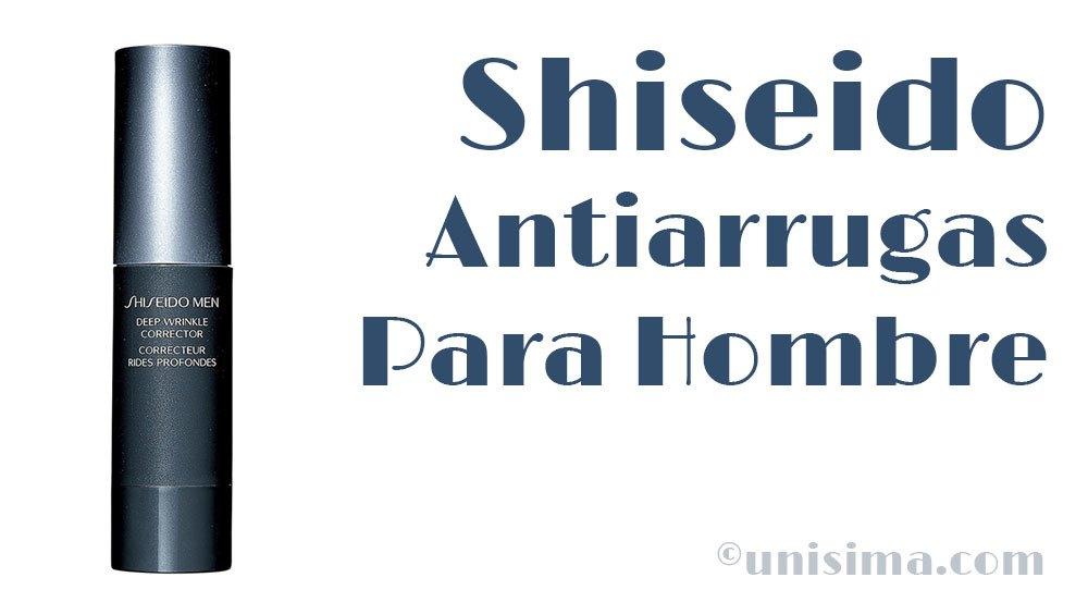 Shiseido Antiarrugas para hombres