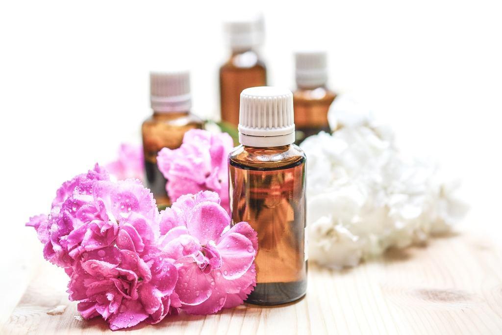 aceite de rosa orgánico
