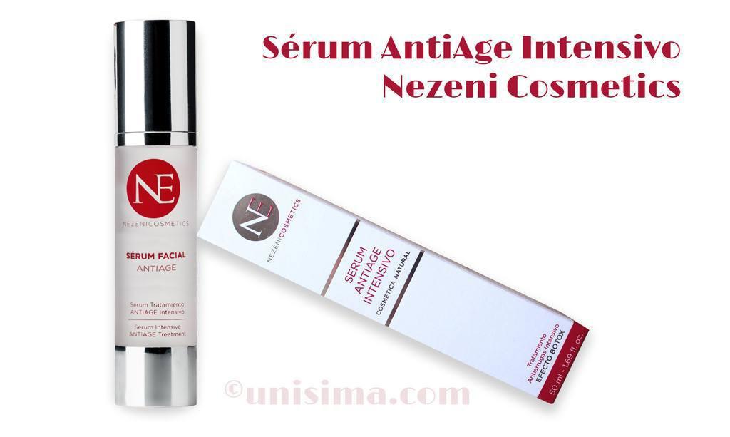 Nuevo serum Nezeni Antiage