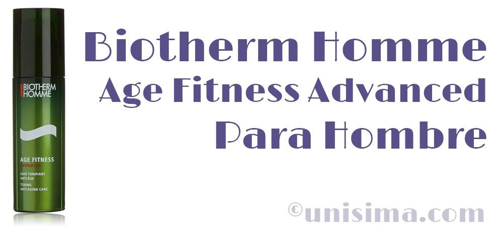 Biotherm Homme Age Fitness Advanced para hombre