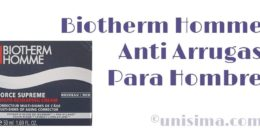 Análisis completo y alternativas: Force Supreme Youth Reshaping Cream de Biotherm Homme