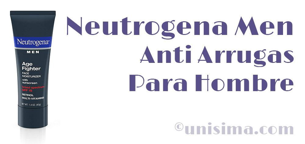 Neutrogena Men Antiarrugas