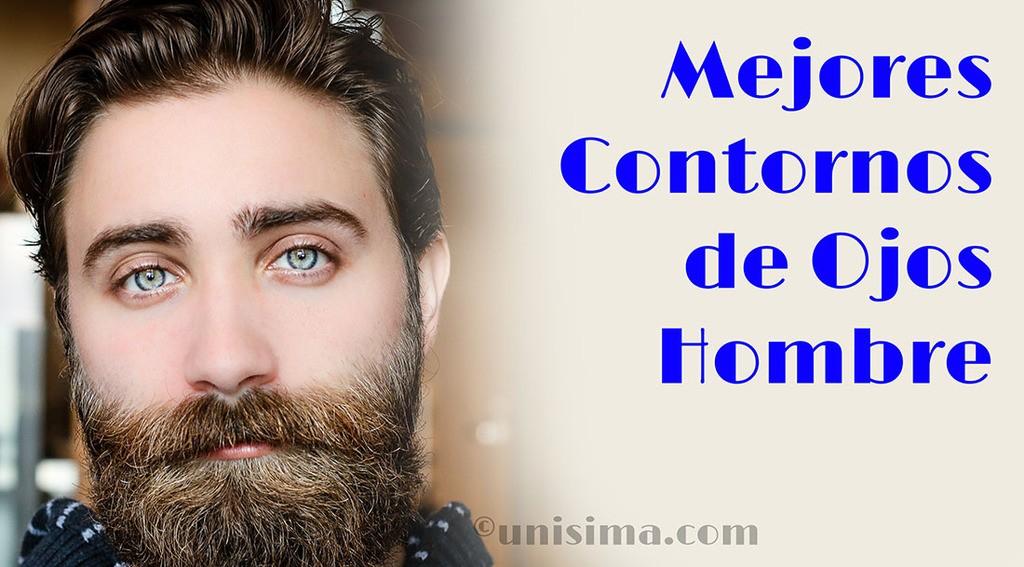 Análisis Dermatológico 10 Mejores Contornos De Ojos Para Hombres