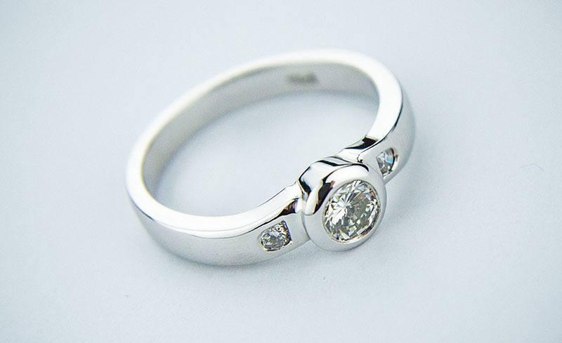 anillo compromiso bocel
